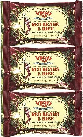 Vigo Red Bean & Rice mix, 8 oz, ...