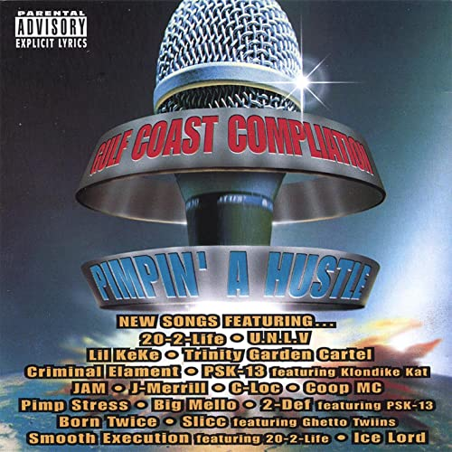 Pimpin a Hustle by Gulf Coast Compilation on Amazon Music ...