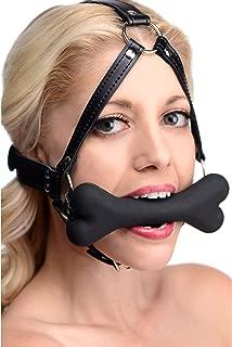 Master Series Hound Bone Gag Head Harness