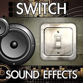 Rotary Switch (Switching On Off Turn Turning Rotating Ratchet Ratcheting Twist Twisting Noise Clip) [Sound Effect]