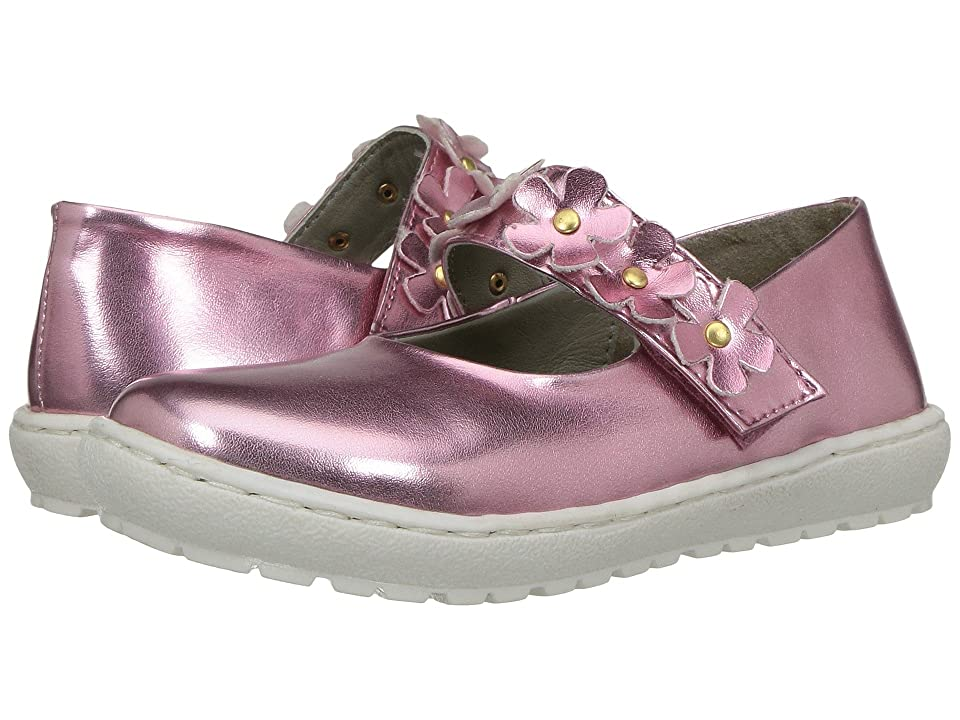 Pazitos Potpourri MJ (Toddler/Little Kid) (Pink) Girls Shoes