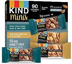 kind mini bars caramel almond and sea salt