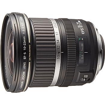 Canon 超広角ズームレンズ EF-S10-22mm F3.5-4.5 USM APS-C対応