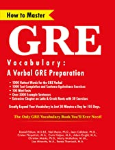How to Master GRE Vocabulary: A Verbal GRE Preparation