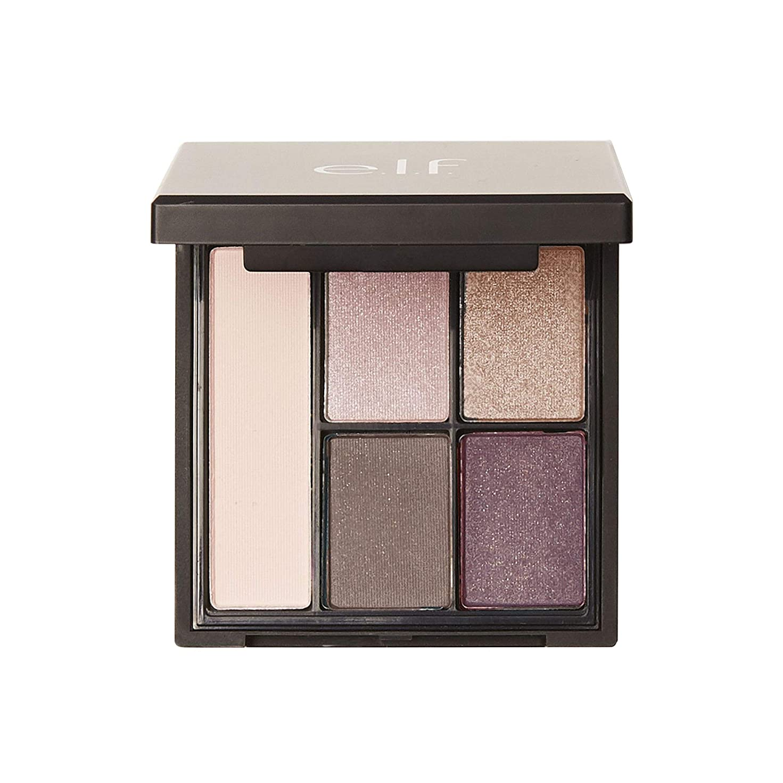 ましい最小化する幻影e.l.f. Clay Eyeshadow Palette - Saturday Sunsets (並行輸入品)