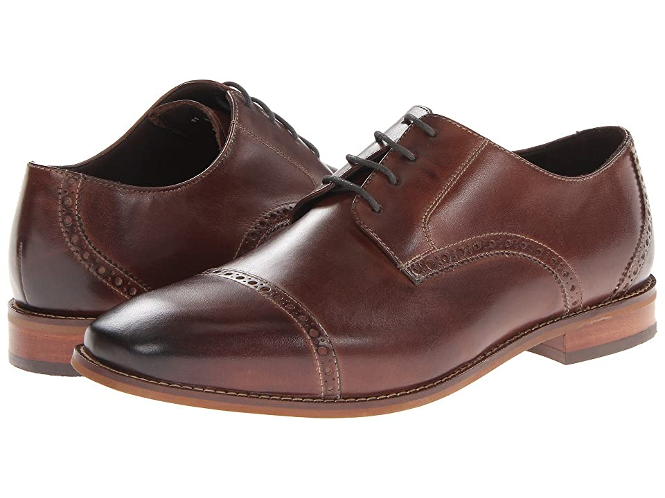 Florsheim Castellano Cap Toe Oxford (Brown) Men