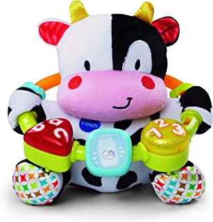 Vtech 166003 Baby Little Friendlies Moosical Beads Baby Toy Baby Educational and Sensory Toy with Music and Light For Babi...