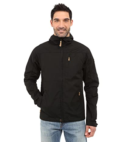 Fjallraven Sten Jacket (Black) Men