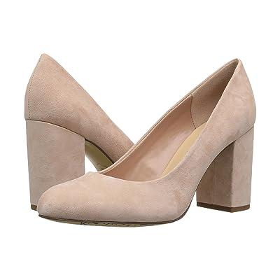 Bella-Vita Nara (Blush Kid Suede Leather) High Heels