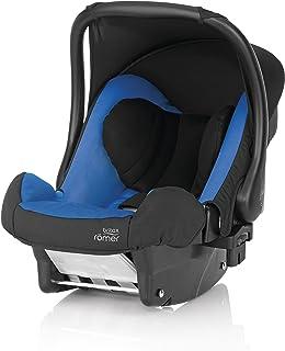 Britax Römer Autositz Baby-Safe plus II, Gruppe 0 Geburt - 13kg, Kollektion 2015, Blue Sky