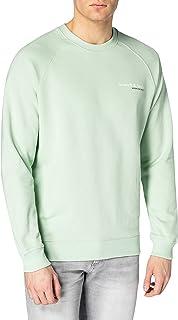 Scotch & Soda Men's Classic Crewneck in Organic Cotton Sweatshirt