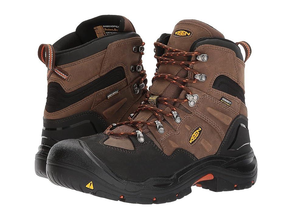 Keen Utility Coburg 6 Waterproof (Cascade Brown/Brindle) Men