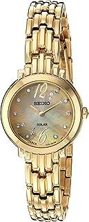 Seiko Women's Tressia Japanese-Quartz Watch with...