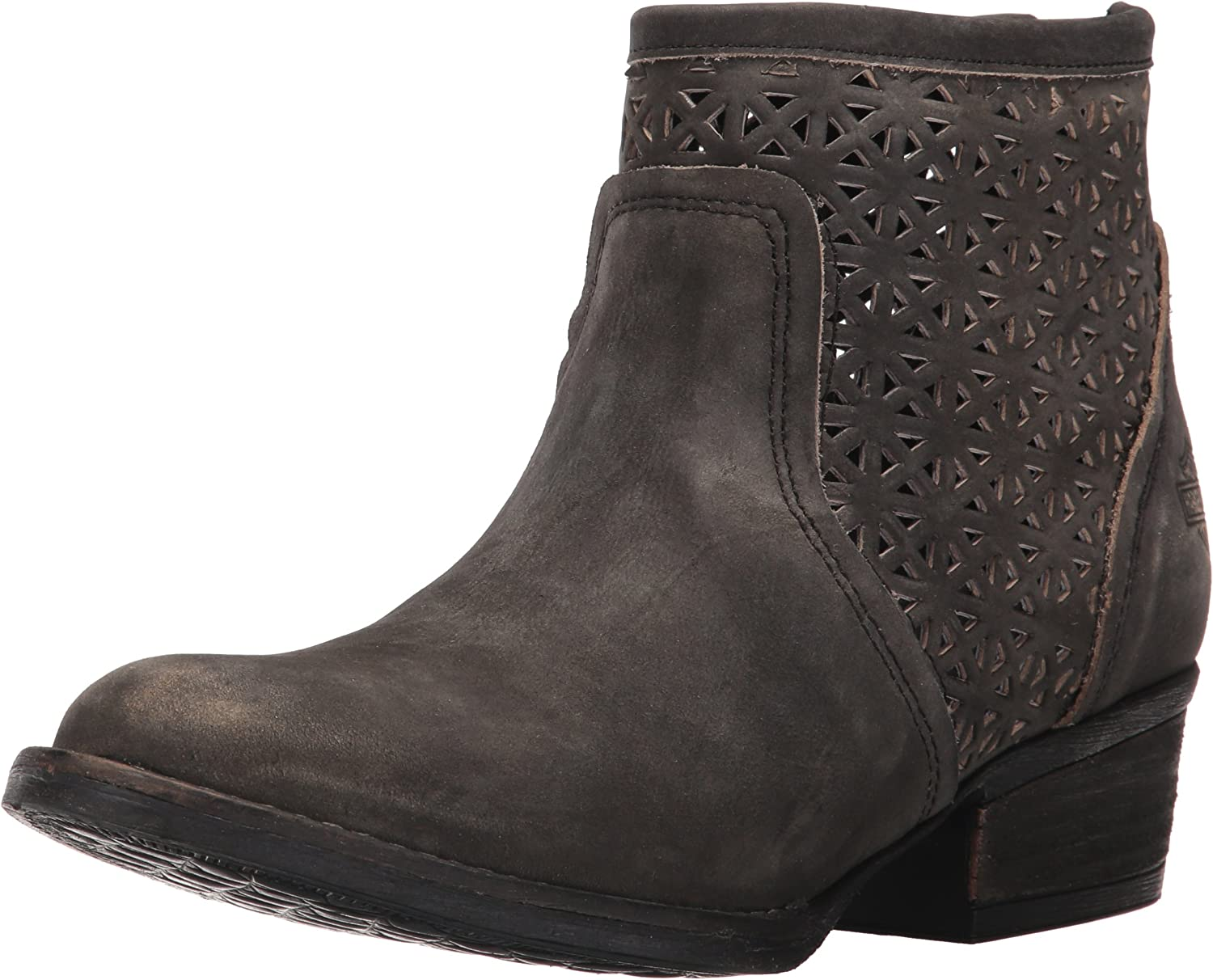 Harley-Davidson Womens Liam Ankle Bootie