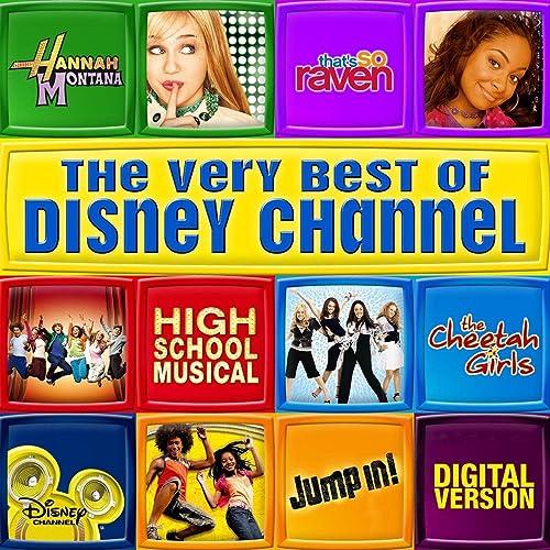 The Very Best Of Disney Channel de Various artists en Amazon ...