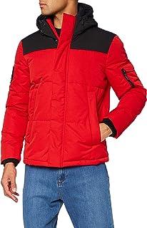 Superdry Men's Quilted Everest JKT Jacket