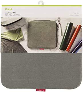"""Cricut EasyPress Decorative Mat, Protective Heat-Resistant Mat for Heat Press Machines and HTV and Iron On Projects 12""""x1..."""