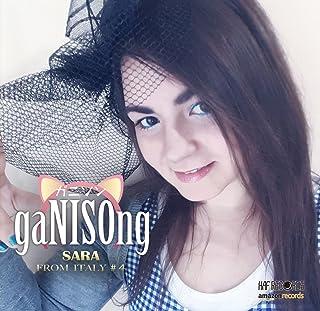 海外シンガーによるアニソンカバー「ガニソン! 」Sara from イタリア #4