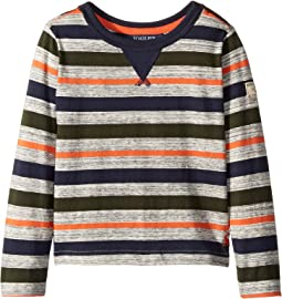 Breton Striped T-shirt (Toddler/Little Kids)