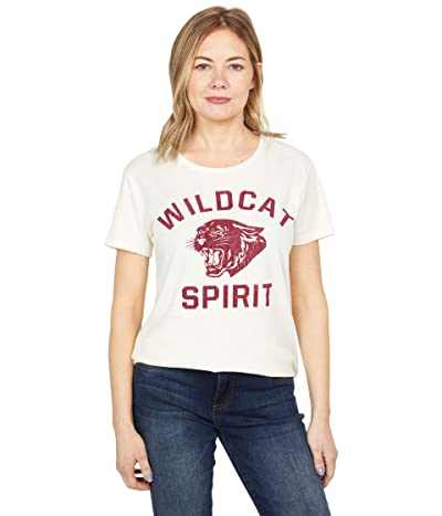 Chaser Wildcat Spirit Recycled Vintage Jersey Everybody Tee