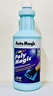 Auto Magic Poly Magic Polymer Protective Coating - 32oz