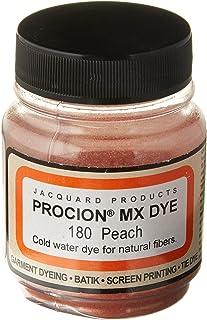 DecoArt PMX-1180 Jacquard Procion Mx Dye, 2/3-Ounce, Peach