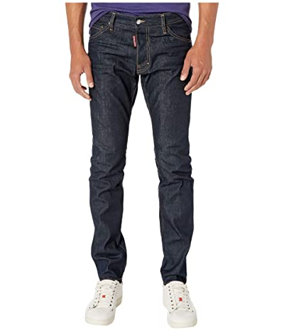 DSQUARED2 Resin Treatment Cool Guy Jeans (Blue) Men