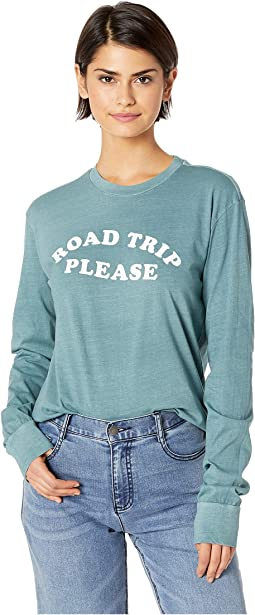 Roadtrip Please T-Shirt