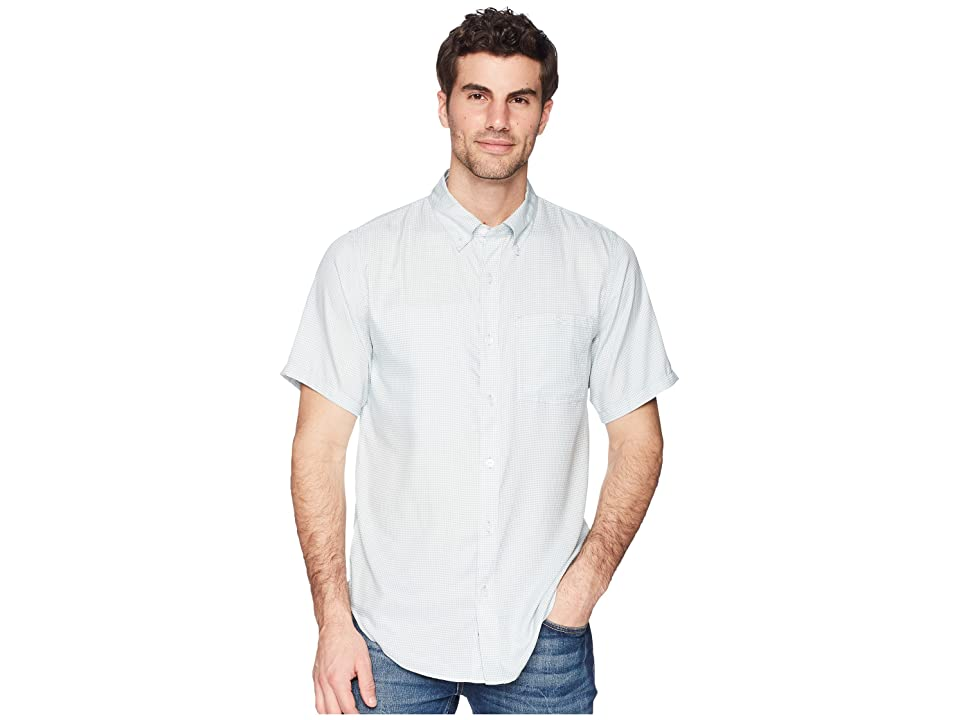 Mountain Khakis Passport EC Short Sleeve Shirt (Smoke) Men