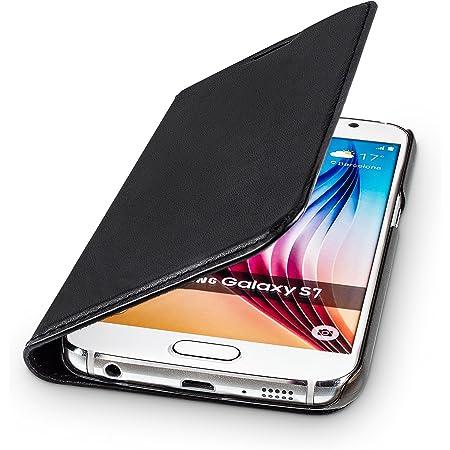 Galaxy S7 Hülle Magnet 9h Ausgeglichenes Glas Backcover Elektronik