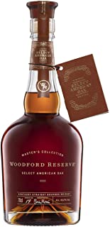 Woodford Reserve Master's Collection Select American Oak Kentucky Straight Bourbon Whisky, 700 ml
