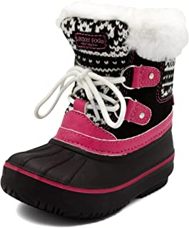Girls Toddler Tottenham Cold Weather Snow Boot