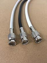 BNCコネクタ付ケーブル S5C-FB-AL 1m 黒色 ★色と長さを選べる!両端75ΩBNCPコネクタ付 8051シリーズ