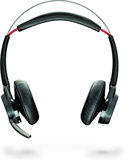 Plantronics Voyager Focus UC Stereo Bluetooth Headset with Active Noise Canceling (ANC)