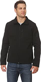 ZeroXposur Mens Water Resistant Rocker Softshell Jacket