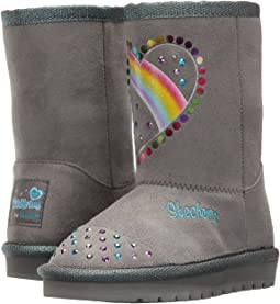 SKECHERS KIDS - Keepsakes 10816N Lights (Toddler/Little Kid)