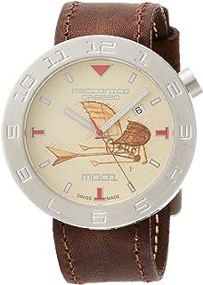 MECCANICA GREZZA (MECDH) - MECCANICA GREZZA (MECDH) Reloj Casual Unisex Adulto