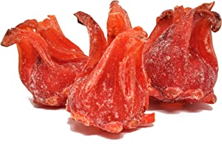 Dried Candied Hibiscus Flower by Its Delish, (10 lbs)