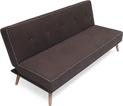 SuenosZzz - Sofa clásico modelo CHESTER color Blanco. Sofa ...