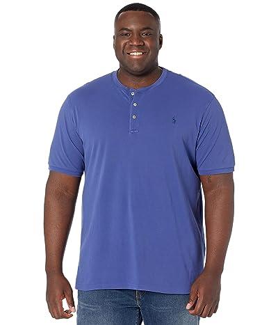 Polo Ralph Lauren Big & Tall Big Tall Featherweight Mesh Henley Shirt