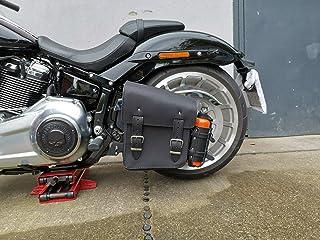Suchergebnis Auf Für Softail Slim Leder Satteltaschen Koffer Gepäck Auto Motorrad