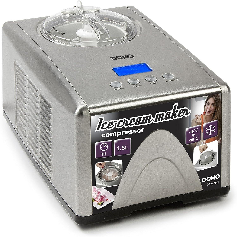 ventas al por mayor Domo DO9066I - Heladera, Heladera, Heladera, Color gris  los nuevos estilos calientes