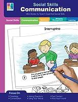 Key Education | Social Skills Mini-Books Communication | Grades PK–2, Printable