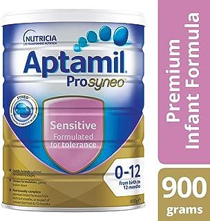 Aptamil Aptamil Prosyneo Sensitive Infant Formula (for Birth to 12 Months Babies), 900 g