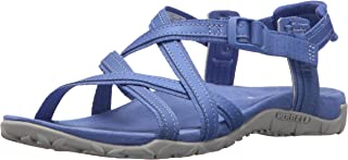 1ced87ef8318 Amazon.com  Merrell - Sport Sandals   Slides   Athletic  Clothing ...