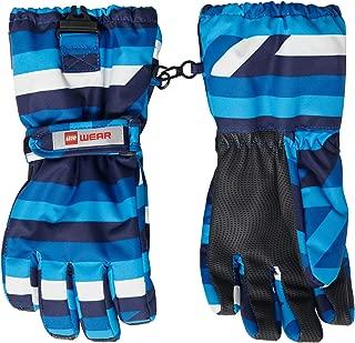 Kids' Snow Gloves with Anti-Slip Grip & Membrane