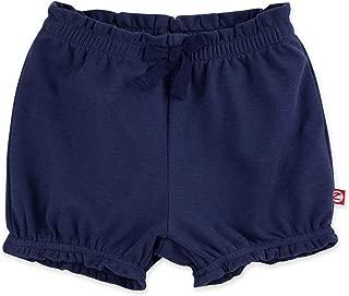 baby girl blue shorts