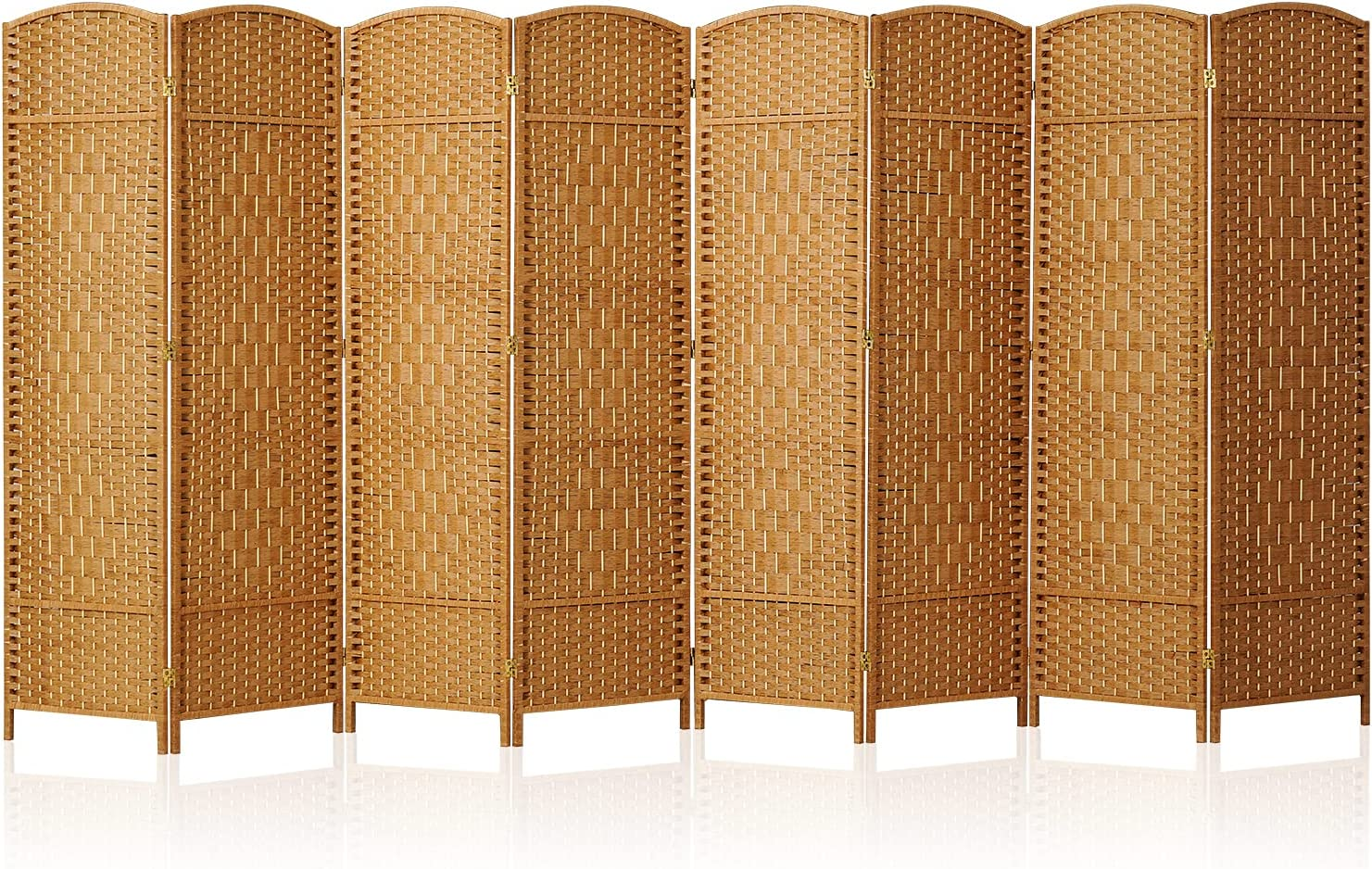 JOSTYLE Super Special SALE held Room Divider 6ft. Popular product Tall Wide Extra Screen Foldin Privacy