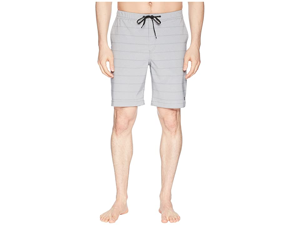 Quiksilver Waterman Suva Amphibian Shorts (Steeple Gray) Men
