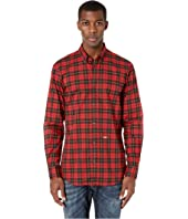 DSQUARED2 - Check Relaxed Dan Shirt